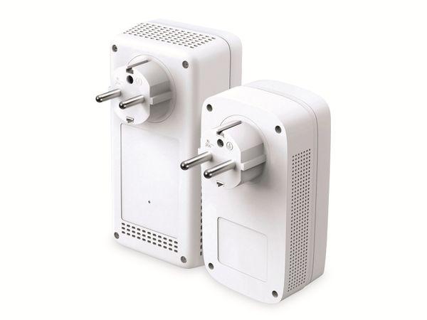 Powerline-Set TP-LINK TL-WPA8631P KIT, Repeater, AV13000 - Produktbild 2