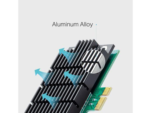 PCIe-Netzwerkkarte TP-LINK Archer T4E, AC1200 - Produktbild 3