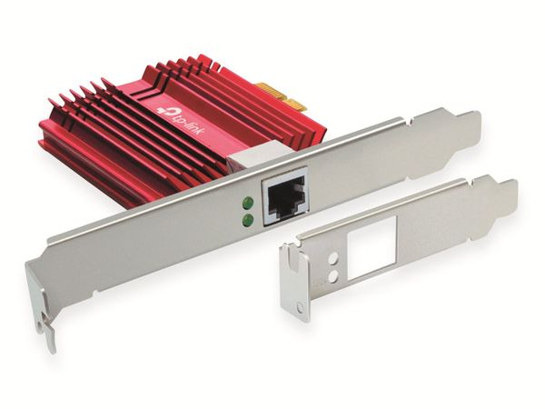PCIe-Netzwerkkarte TP-LINK TX401, 10 Gigabit - Produktbild 2
