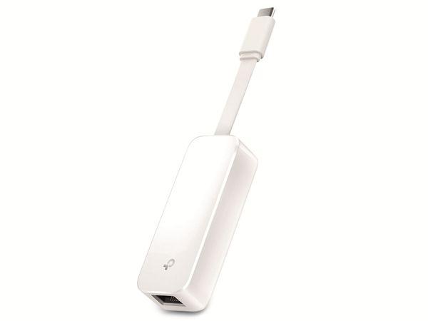 USB-Netzwerkadapter TP-LINK UE300C, Gigabit-LAN, USB-C - Produktbild 2