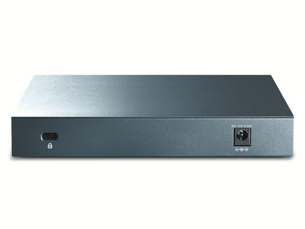 LiteWave Switch TP-LINK LS108G, Gigabit, unmanaged, 8-port, Metall - Produktbild 3