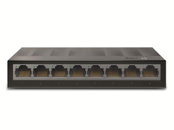 LiteWave Switch TP-LINK LS1008G, Gigabit, unmanaged, 8-port, Kunststoff