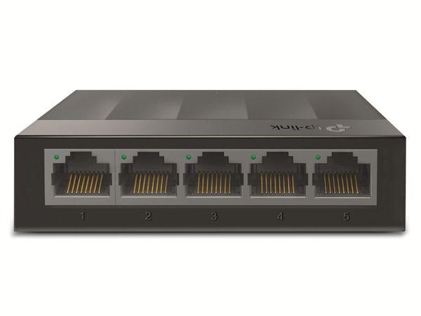 LiteWave Switch TP-LINK LS1005G, Gigabit, unmanaged, 5-port, Kunststoff