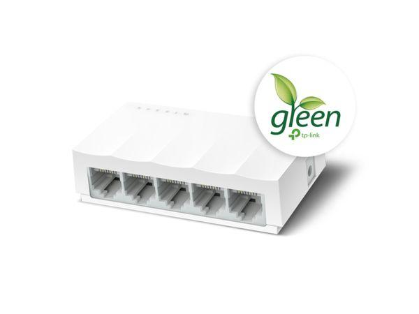 LiteWave Switch TP-LINK LS1005, FastEthernet, unmanaged, 5-port - Produktbild 2