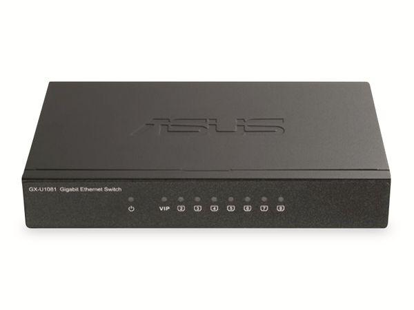 Gigabit-Switch ASUS GX-U1081, 8-port