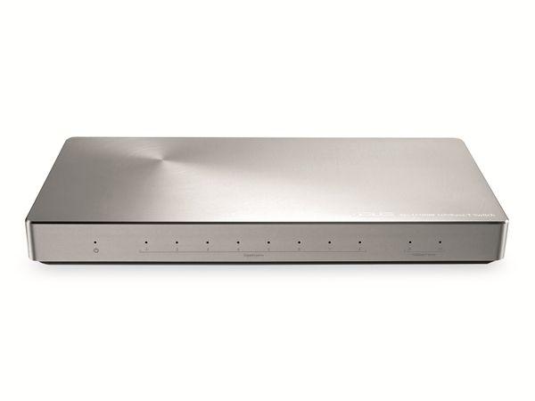 Desktop-Switch ASUS XG-U2008, 8-port, 10 GBit/s - Produktbild 3