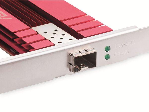 PCIe-Netzwerkkarte XG-C100F SFP+, 10 GBit/s - Produktbild 2