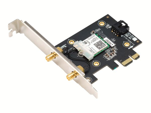 WLAN PCIe-Karte ASUS PCE-AX3000, BT5.0