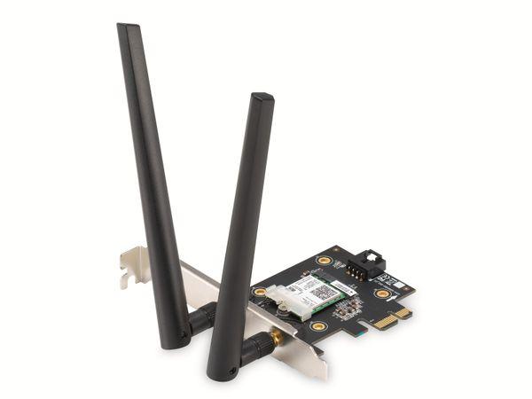 WLAN PCIe-Karte ASUS PCE-AX3000, BT5.0 - Produktbild 2