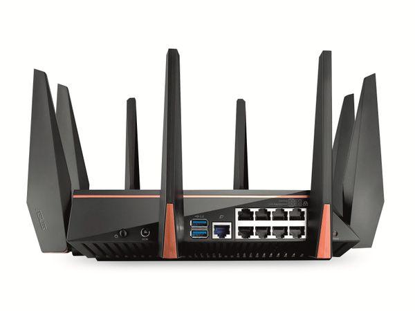 WLAN-Router ASUS GT-AC5300, AiMesh, Dual-Band - Produktbild 2