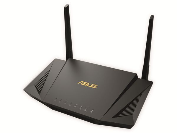 WLAN-Router ASUS RT-AX56U AX1800, AiMesh, Wi-Fi 6