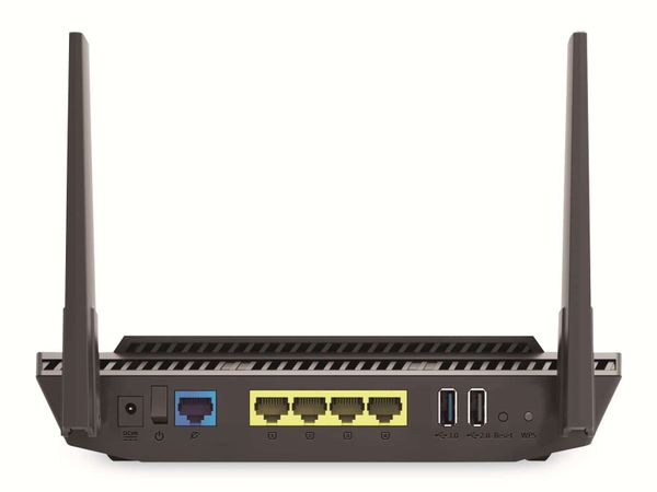 WLAN-Router ASUS RT-AX56U AX1800, AiMesh, Wi-Fi 6 - Produktbild 2