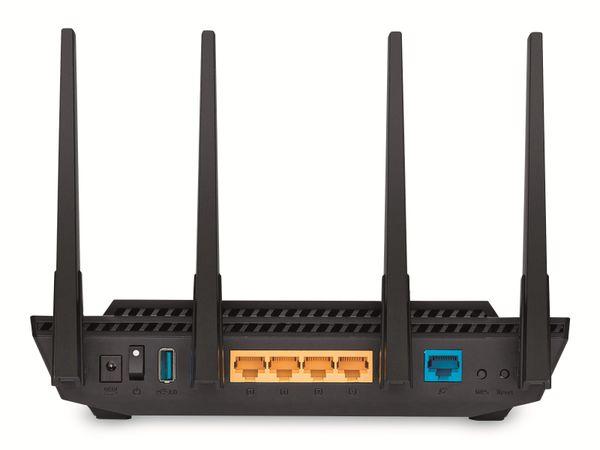 WLAN-Router ASUS RT-AX58U AX3000, AiMesh, Wi-Fi 6 - Produktbild 2