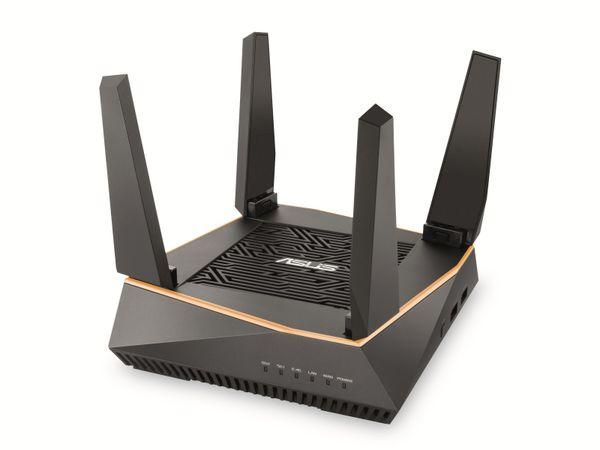 WLAN-Router ASUS RT-AX92U AX6100, AiMesh, Wi-Fi 6