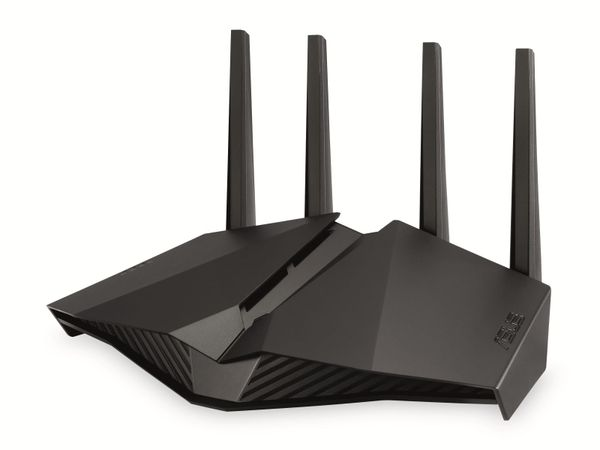 WLAN-Router ASUS RT-AX82U AX5400, AiMesh, Wi-Fi 6