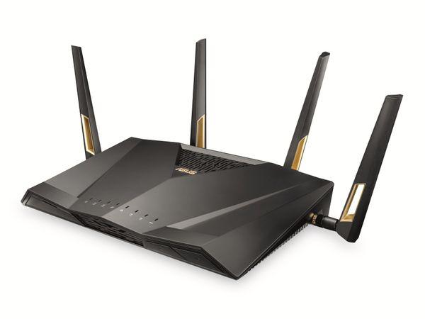 WLAN-Router ASUS RT-AX88U AX6000, AiMesh, Wi-Fi 6