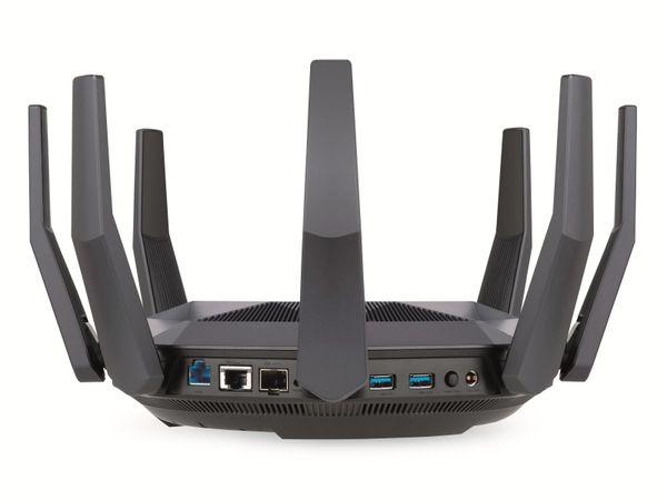 WLAN-Router ASUS RT-AX89X AX6000, AiMesh, Wi-Fi 6 - Produktbild 2
