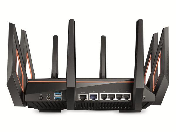 WLAN-Router ASUS GT-AX11000, AiMesh, Wi-Fi 6 - Produktbild 2