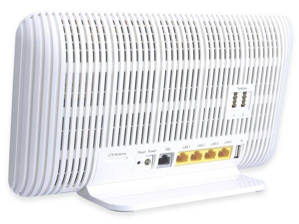 WLAN-Router SPEEDPORT Hybrid, Dual-Band, 1300 MBit/s Refurbished - Produktbild 3