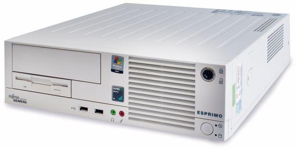 PC FUJITSU SIEMENS Esprimo E5616, Athlon 64 3500+, Win 10 Home, Refurbished