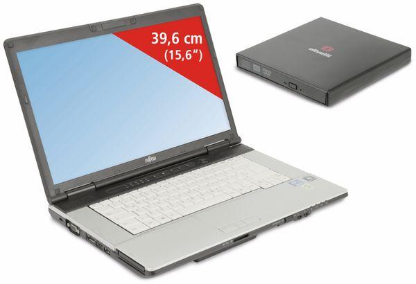 "Notebook FUJITSU Lifebook E751, 15,6"", Win 7 Pro KEY, Refurbished - Produktbild 1"