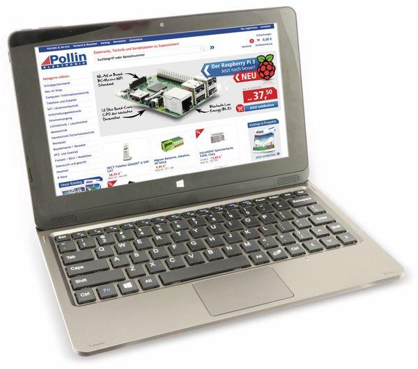 """Tablet EMPIRE, 25,4 cm (10""""), Windows 8.1 (niederländische Version) - Produktbild 1"""