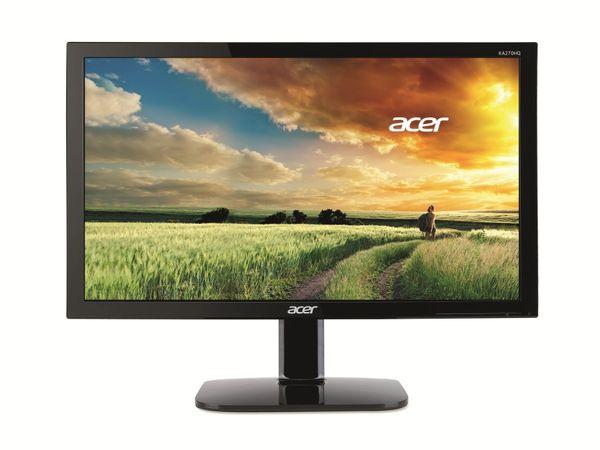 """27"""" TFT-Monitor ACER KA270HAbid, EEK: B, 16:9 - Produktbild 2"""