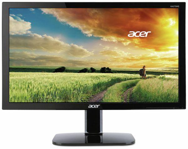 """27"""" TFT-Monitor ACER KA270HAbid, EEK: F, 16:9 - Produktbild 2"""