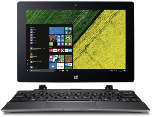 Tablet ACER Switch One 10 (NT.LCSEG.004), Win 10 Home - Produktbild 1