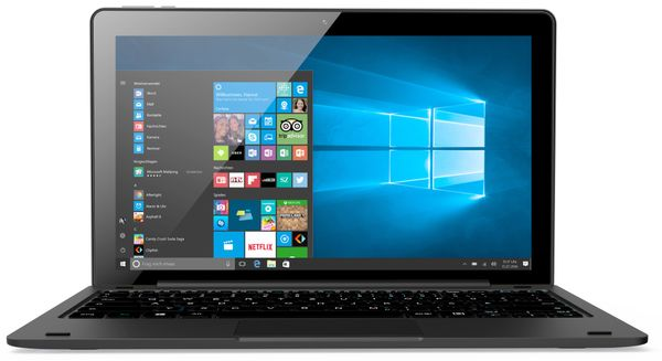 """2in1 Tablet ODYS Fusion Win 12 Pro, 11,6"""", Win 10 Home, 32 GB (X610173) - Produktbild 1"""