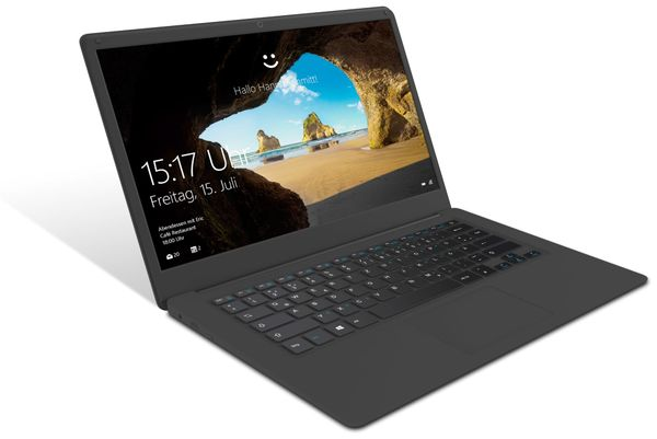 "Notebook ODYS Trendbook Next 14, 14"", Win 10 Home, 32 GB (X620010) - Produktbild 1"