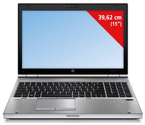 "Laptop HP EliteBook 8570p, 15,6"", Intel i5, Win 10 Pro, Refurbished"