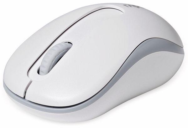 Funkmaus RAPOO M10, weiß - Produktbild 1
