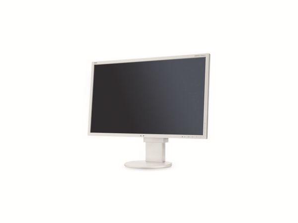 "22"" TFT-Monitor NEC MultiSync EA223WM EEK: A, 16:10, Refurbished"