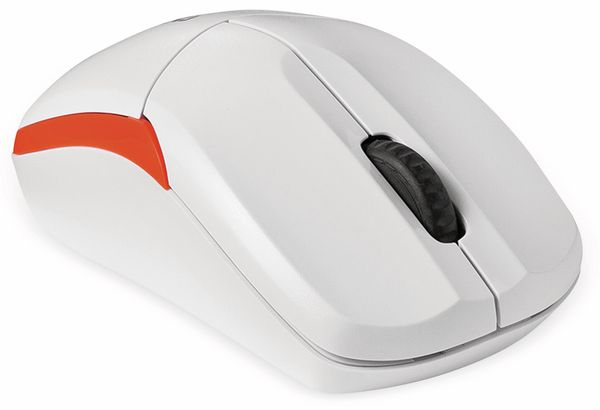 Funkmaus RAPOO 1190, weiß - Produktbild 2