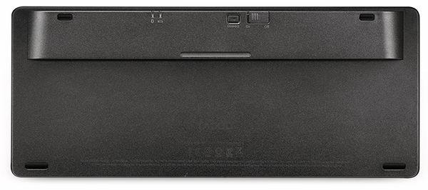 Bluetooth Tastatur RAPOO E6350, schwarz - Produktbild 3