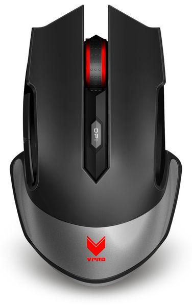 Gaming-Maus RAPOO V310, schwarz - Produktbild 2