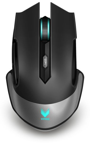 Gaming-Maus RAPOO V310, schwarz - Produktbild 3