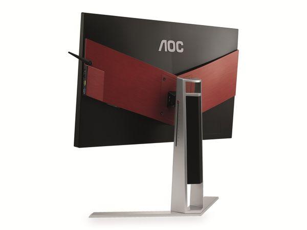 "23,8"" TFT-Monitor AOC AGON AG241QX, EEK: B, VGA, DVI, HDMI, DisplayPort - Produktbild 3"