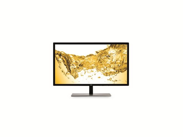 """28"""" TFT-Monitor AOC U2879VF, EEK B, 4K, VGA, HDMI 2.0, DVI, DisplayPort - Produktbild 1"""