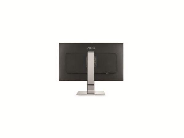 """32"""" TFT-Monitor AOC U3277PWQU, EEK: B, HDMI, DisplayPort, 4K - Produktbild 2"""