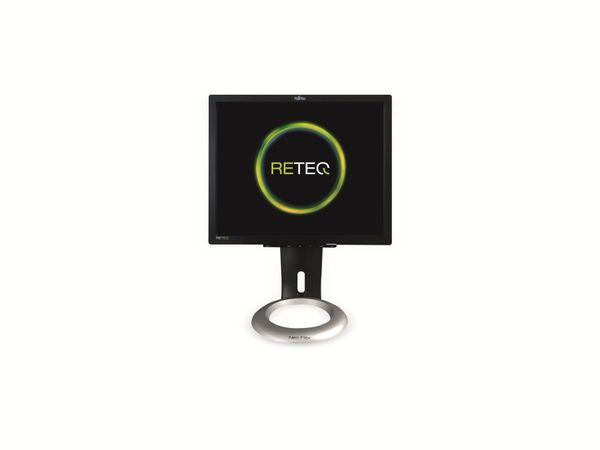 """19"""" TFT-Monitor FUJITSU E19-7, EEK: A, VGA, DVI, Ergotron Neo-Flex-Standfuß - Produktbild 1"""