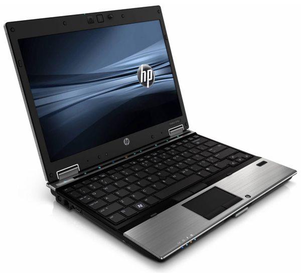 Laptop HP ELITEBOOK 2540P, Intel i7, 4 GB DDR3, Win 7 Pro, Refurbished - Produktbild 1