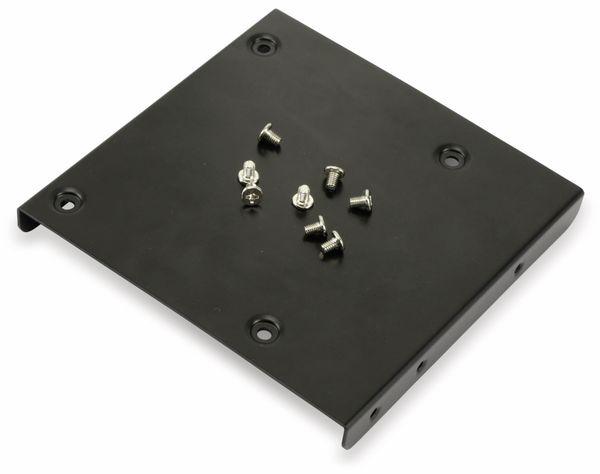 """Festplatten-Einbaurahmen SCK041803100B40, 2,5"""" auf 3,5"""", schwarz - Produktbild 2"""