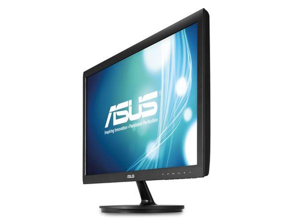 "21,5"" TFT-Monitor ASUS VS228NE, EEK: A+, 16:9, VGA, DVI-D - Produktbild 2"
