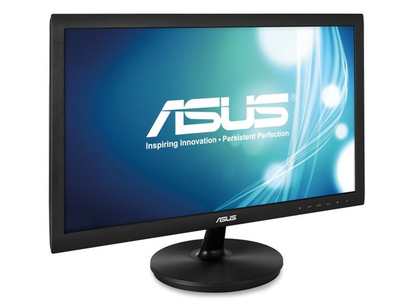 "21,5"" TFT-Monitor ASUS VS228NE, EEK: A+, 16:9, VGA, DVI-D - Produktbild 3"