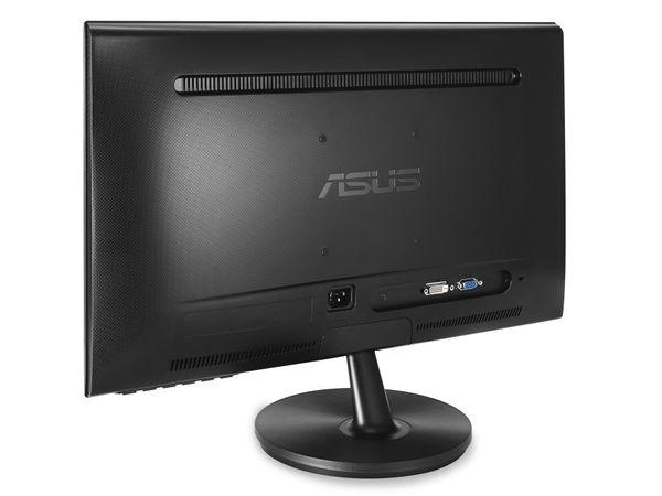 "21,5"" TFT-Monitor ASUS VS228NE, EEK: A+, 16:9, VGA, DVI-D - Produktbild 5"