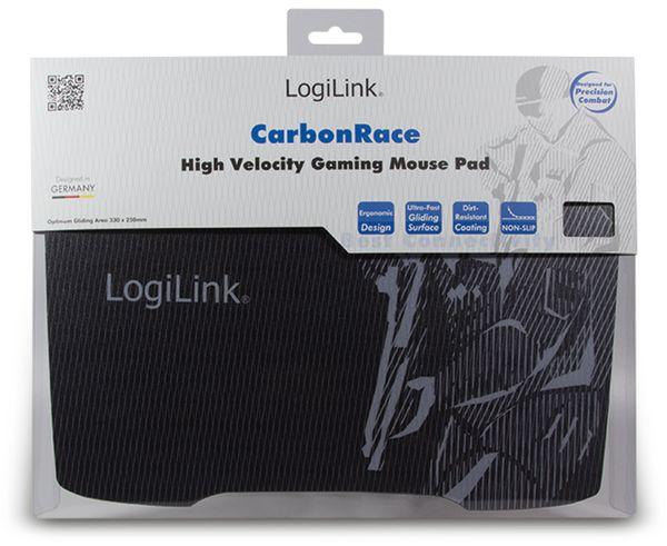 Gaming Mauspad Carbonrace LogiLink ID0135 - Produktbild 4