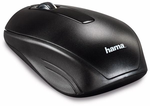 Funktastatur- und Maus-Set HAMA Cortino 50426, schwarz - Produktbild 4