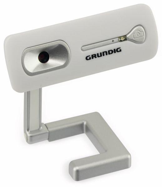 USB-Webcam GRUNDIG, weiß - Produktbild 1